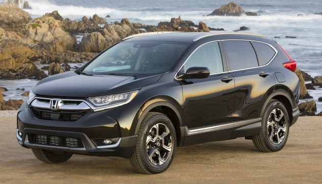 2017 Honda Cr V Will Get 1 6l I Dtec Turbo Sel Engine Nine Sd Automatic Transmission In Thailand