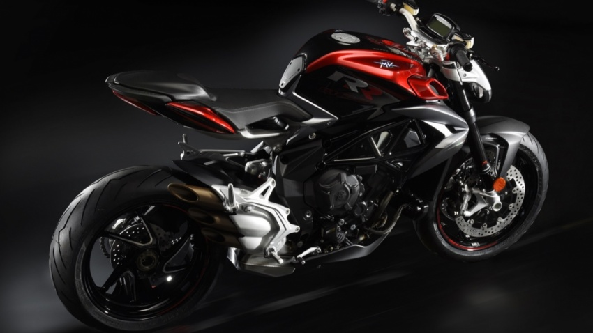 2017 MV Agusta Brutale 800 RR shown at EICMA Image #578206