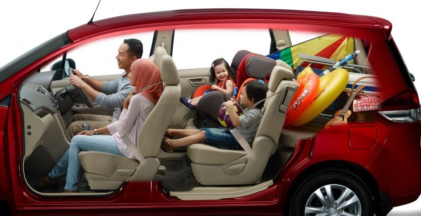 MPV Proton Ertiga dilancarkan – enam-tempat duduk, 1.4 liter VVT, harga bermula RM58,800 – RM64,800 Image #584119
