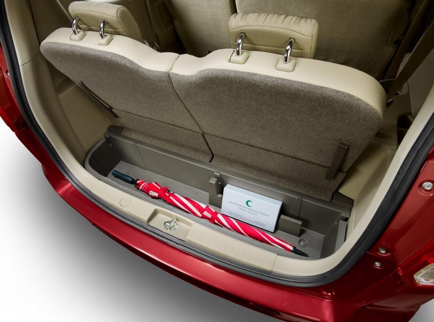 MPV Proton Ertiga dilancarkan – enam-tempat duduk, 1.4 liter VVT, harga bermula RM58,800 – RM64,800 Image #584142