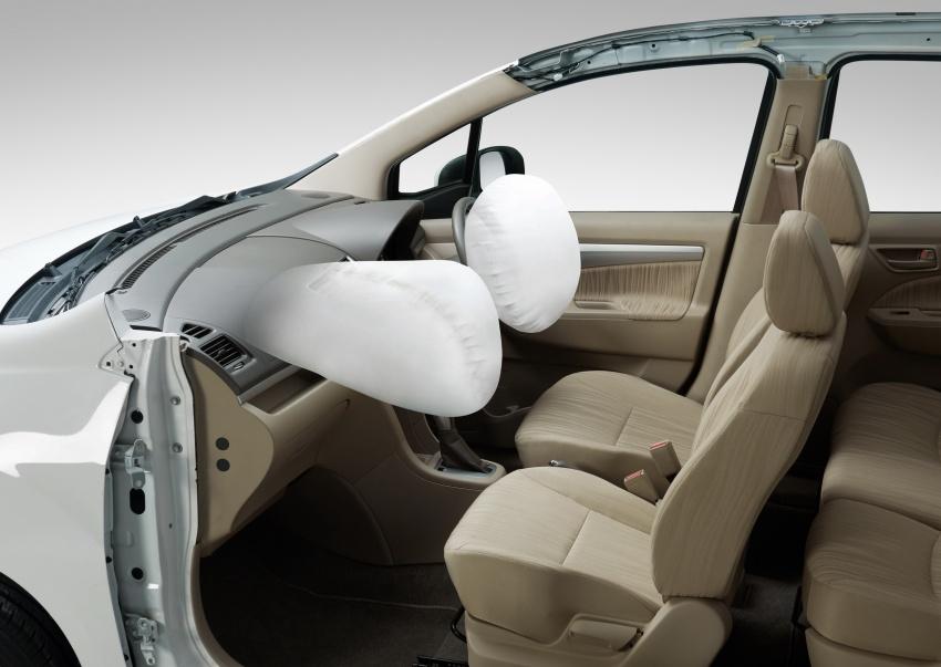 MPV Proton Ertiga dilancarkan – enam-tempat duduk, 1.4 liter VVT, harga bermula RM58,800 – RM64,800 Image #584133