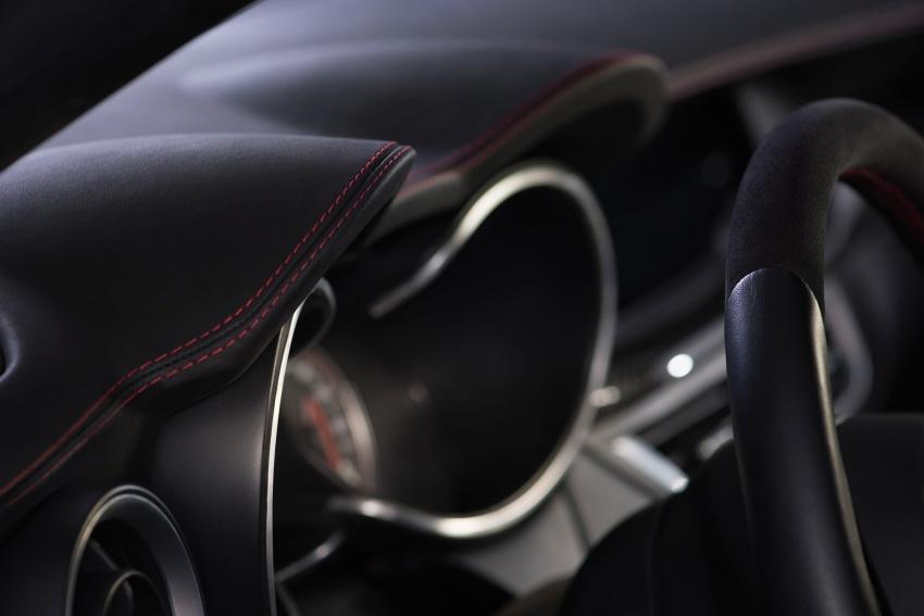 Alfa Romeo Stelvio – brand's first crossover debuts Image #582187