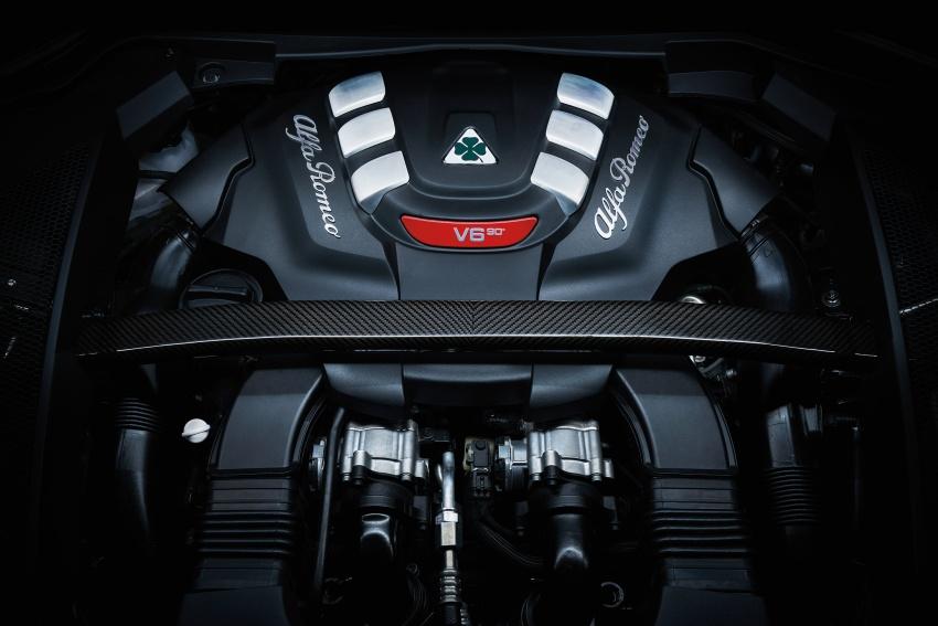 Alfa Romeo Stelvio – brand's first crossover debuts Image #582190