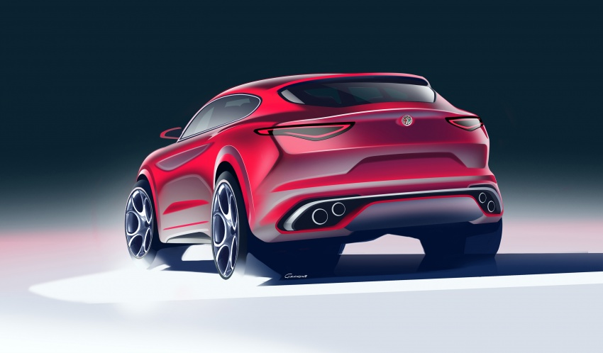 Alfa Romeo Stelvio – brand's first crossover debuts Image #582194