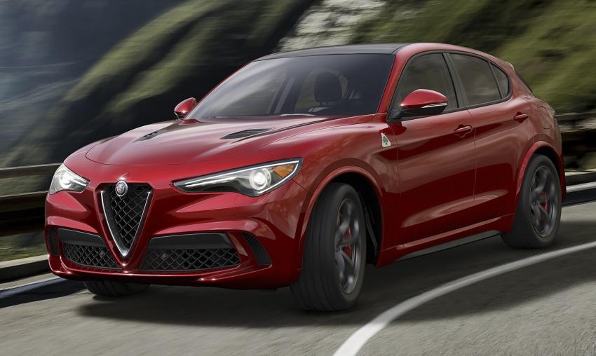 Alfa Romeo Stelvio – brand's first crossover debuts Image #582178