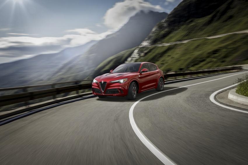 Alfa Romeo Stelvio – brand's first crossover debuts Image #582181