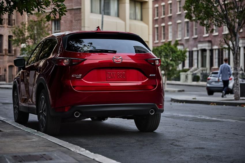 All-new Mazda CX-5 officially debuts at LA Auto Show Image #580148