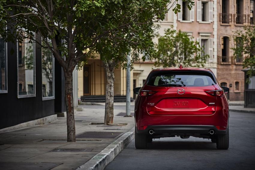All-new Mazda CX-5 officially debuts at LA Auto Show Image #580149