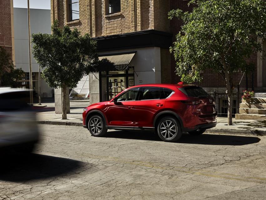 All-new Mazda CX-5 officially debuts at LA Auto Show Image #580150