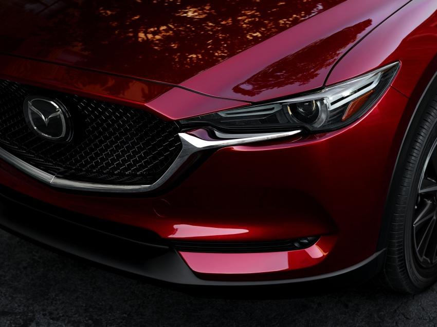 All-new Mazda CX-5 officially debuts at LA Auto Show Image #580153