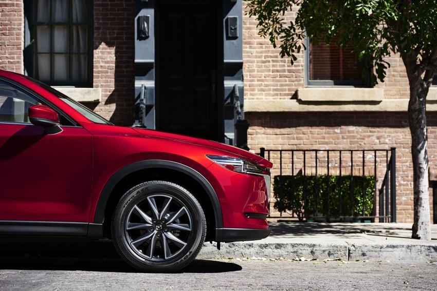 All-new Mazda CX-5 officially debuts at LA Auto Show Image #580155