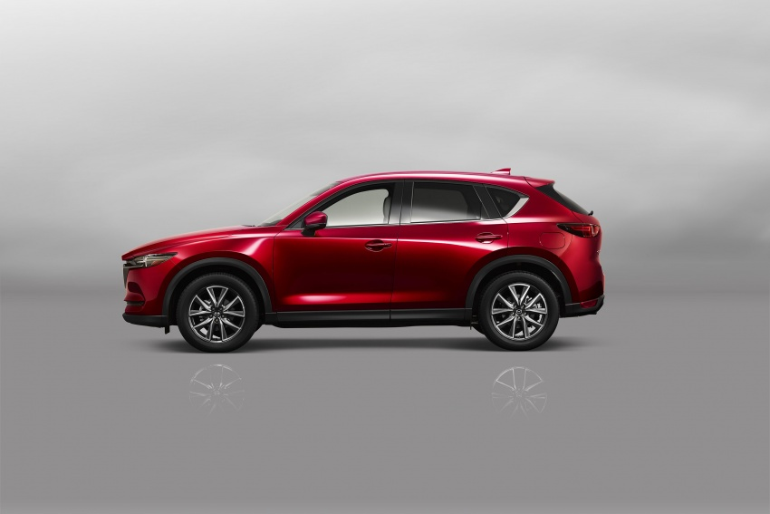 All-new Mazda CX-5 officially debuts at LA Auto Show Image #580157