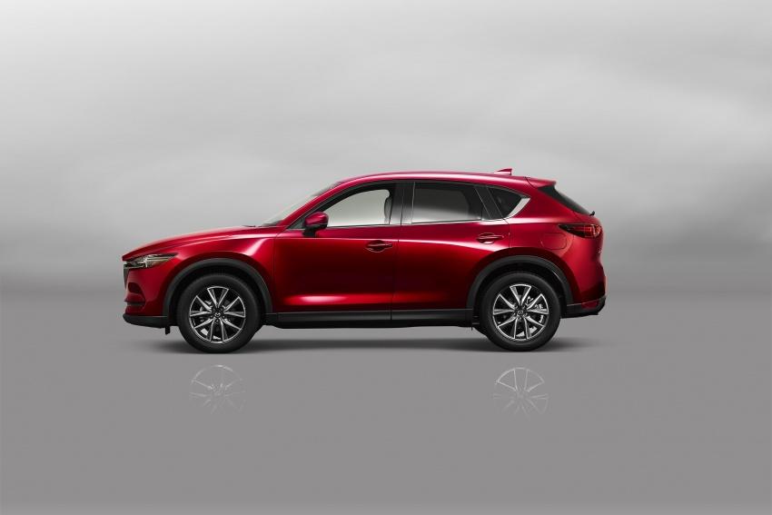 All-new Mazda CX-5 officially debuts at LA Auto Show Image #580157