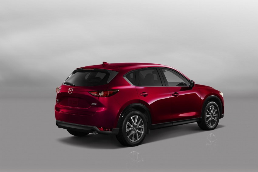 All-new Mazda CX-5 officially debuts at LA Auto Show Image #580158
