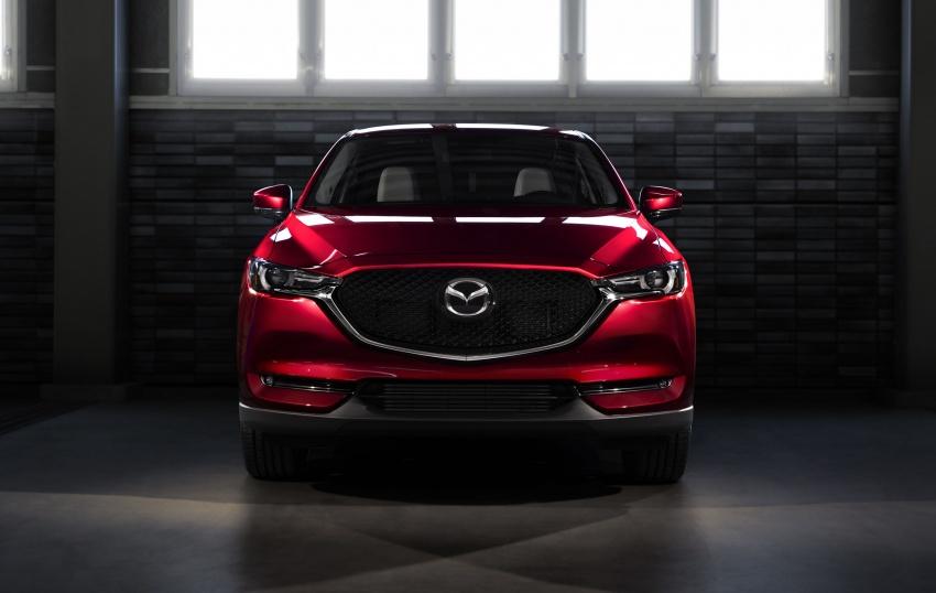 All-new Mazda CX-5 officially debuts at LA Auto Show Image #580160