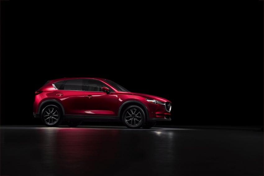 All-new Mazda CX-5 officially debuts at LA Auto Show Image #580161