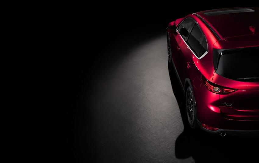 All-new Mazda CX-5 officially debuts at LA Auto Show Image #580163