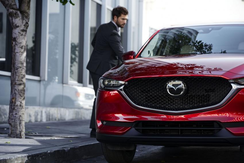 All-new Mazda CX-5 officially debuts at LA Auto Show Image #580165