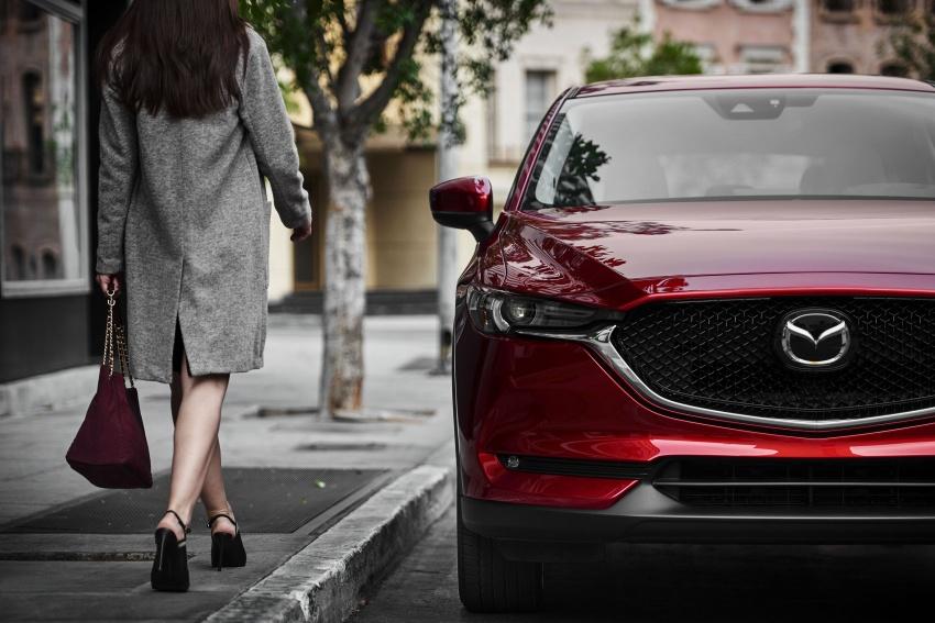 All-new Mazda CX-5 officially debuts at LA Auto Show Image #580166