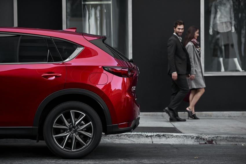 All-new Mazda CX-5 officially debuts at LA Auto Show Image #580171