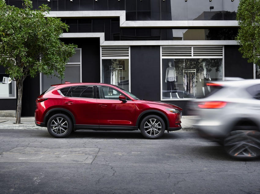 All-new Mazda CX-5 officially debuts at LA Auto Show Image #580173