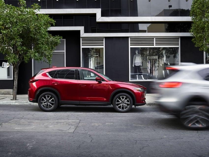 All-new Mazda CX-5 officially debuts at LA Auto Show Image #580173