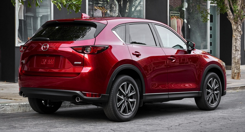 All-new Mazda CX-5 officially debuts at LA Auto Show Image #580174