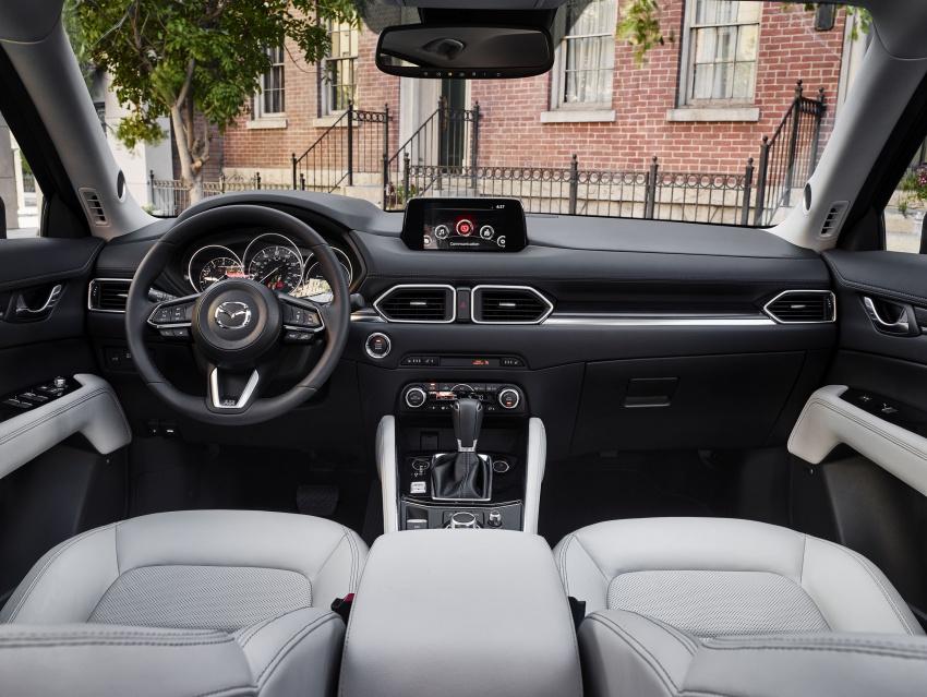 All-new Mazda CX-5 officially debuts at LA Auto Show Image #580175