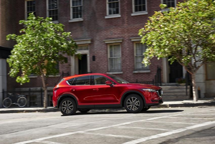 All-new Mazda CX-5 officially debuts at LA Auto Show Image #580140