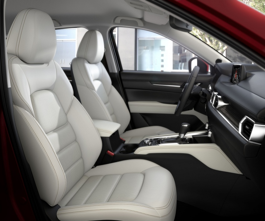 All-new Mazda CX-5 officially debuts at LA Auto Show Image #580176