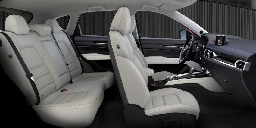 All-new Mazda CX-5 officially debuts at LA Auto Show Image #580177