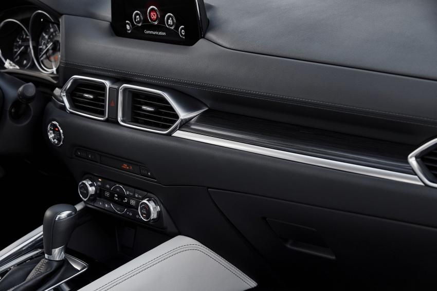 All-new Mazda CX-5 officially debuts at LA Auto Show Image #580178