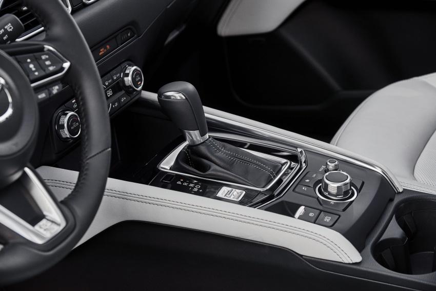 All-new Mazda CX-5 officially debuts at LA Auto Show Image #580180