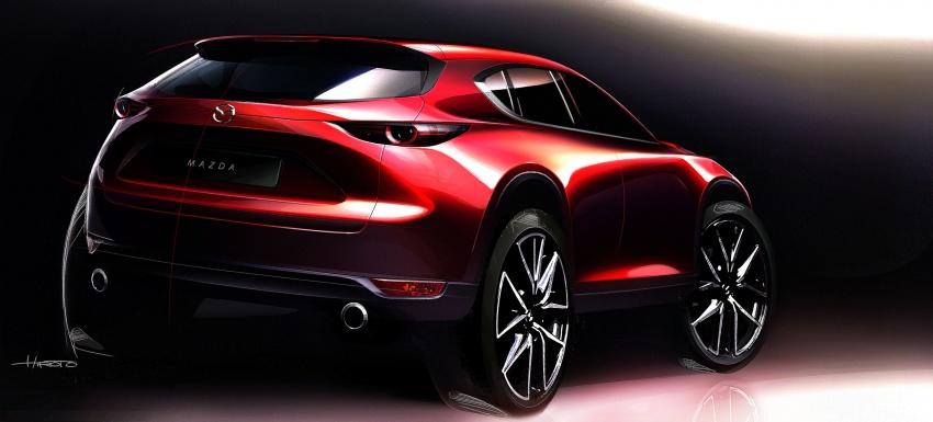 Mazda CX-5 serba baharu diperkenal di LA Auto Show Image #580284