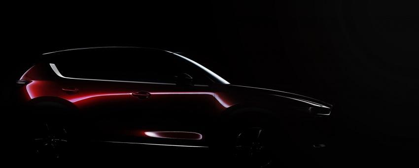 All-new Mazda CX-5 officially debuts at LA Auto Show Image #580186