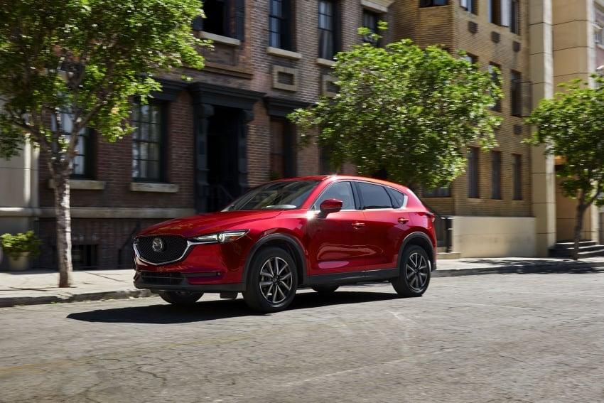 All-new Mazda CX-5 officially debuts at LA Auto Show Image #580141
