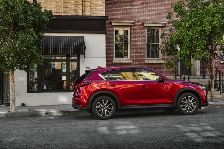 All-new Mazda CX-5 officially debuts at LA Auto Show Image #580144