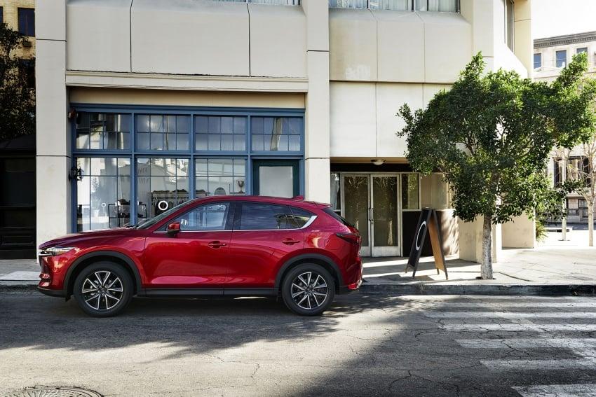 All-new Mazda CX-5 officially debuts at LA Auto Show Image #580145