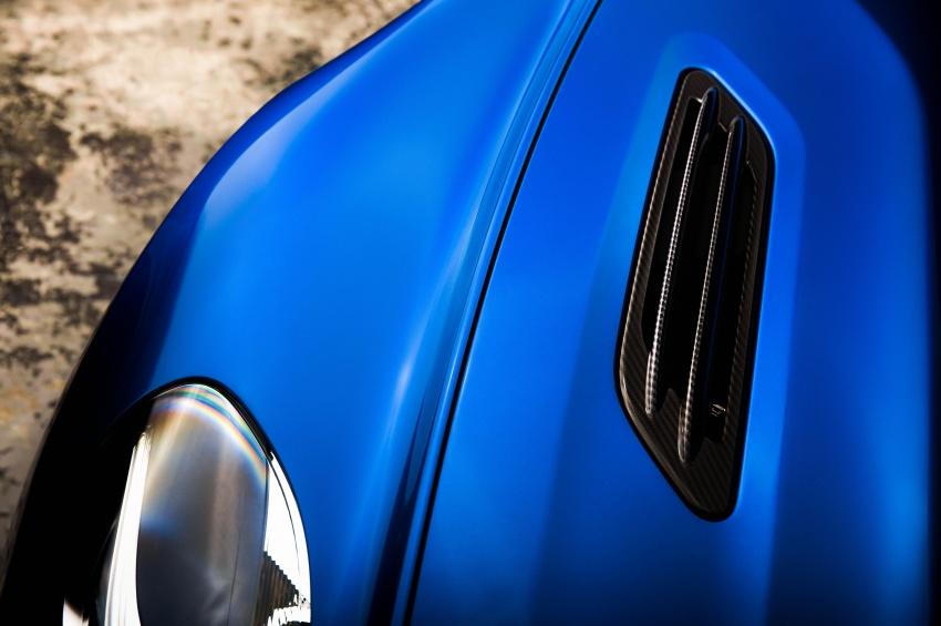 Aston Martin Vanquish S – long live the V12 engine Image #580466