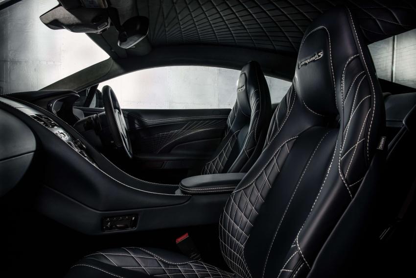 Aston Martin Vanquish S – long live the V12 engine Image #580458