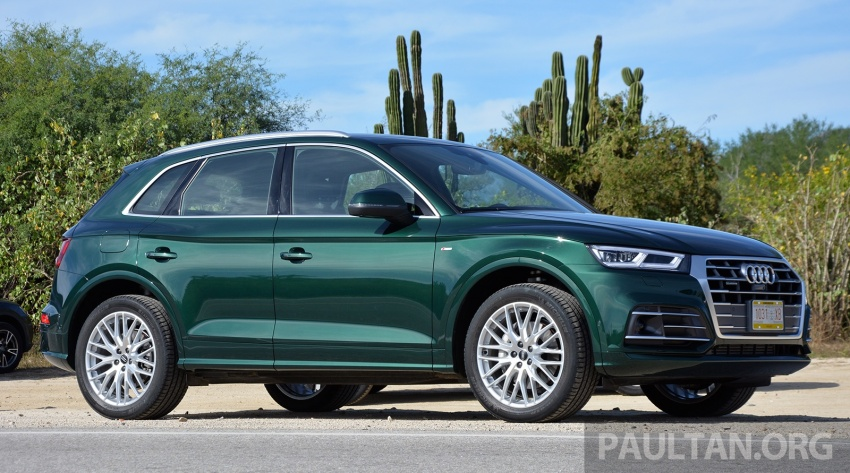 New Audi Q5 to reach Malaysia in Q3 2017 – 2.0 TFSI Image #583972