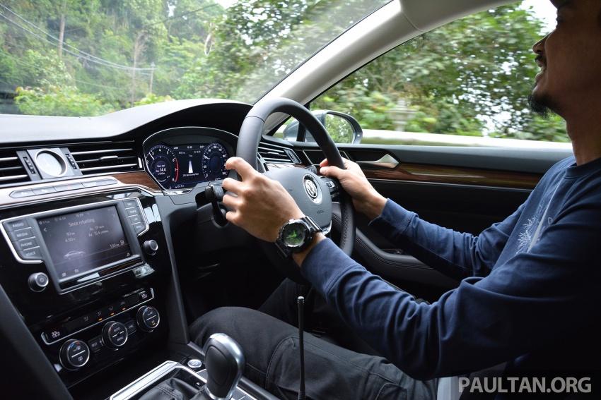 DRIVEN: B8 Volkswagen Passat 1.8 TSI and 2.0 TSI Image #578381