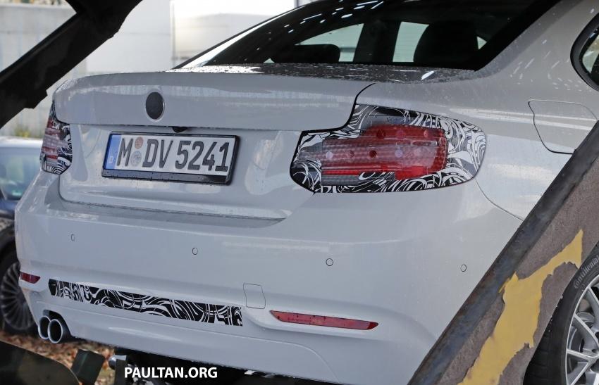 SPYSHOT: BMW 2 Series Coupe dapat pembaharuan Image #574846