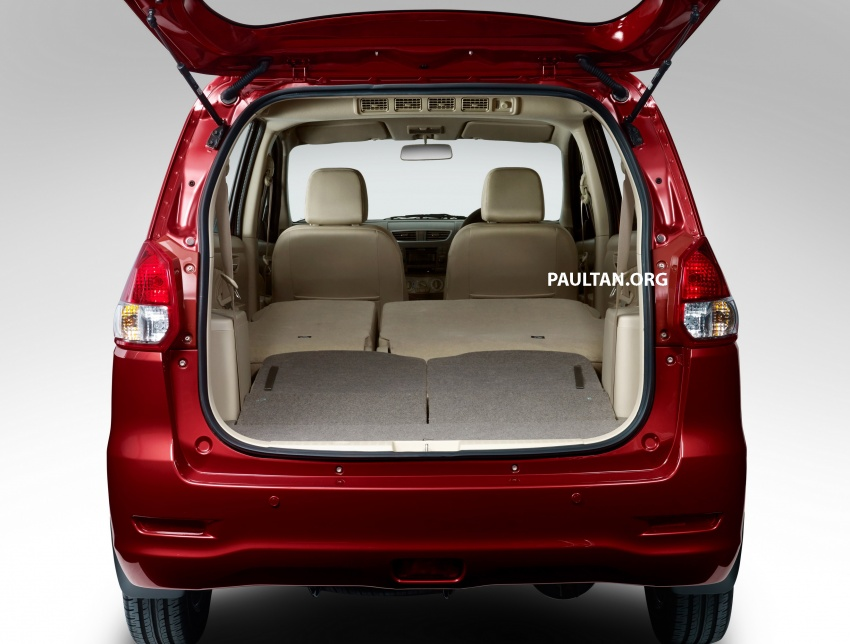 PANDU UJI: Proton Ertiga, MPV EEV enam-tempat duduk – bakal berikan nilai terbaik untuk pengguna? Image #582099