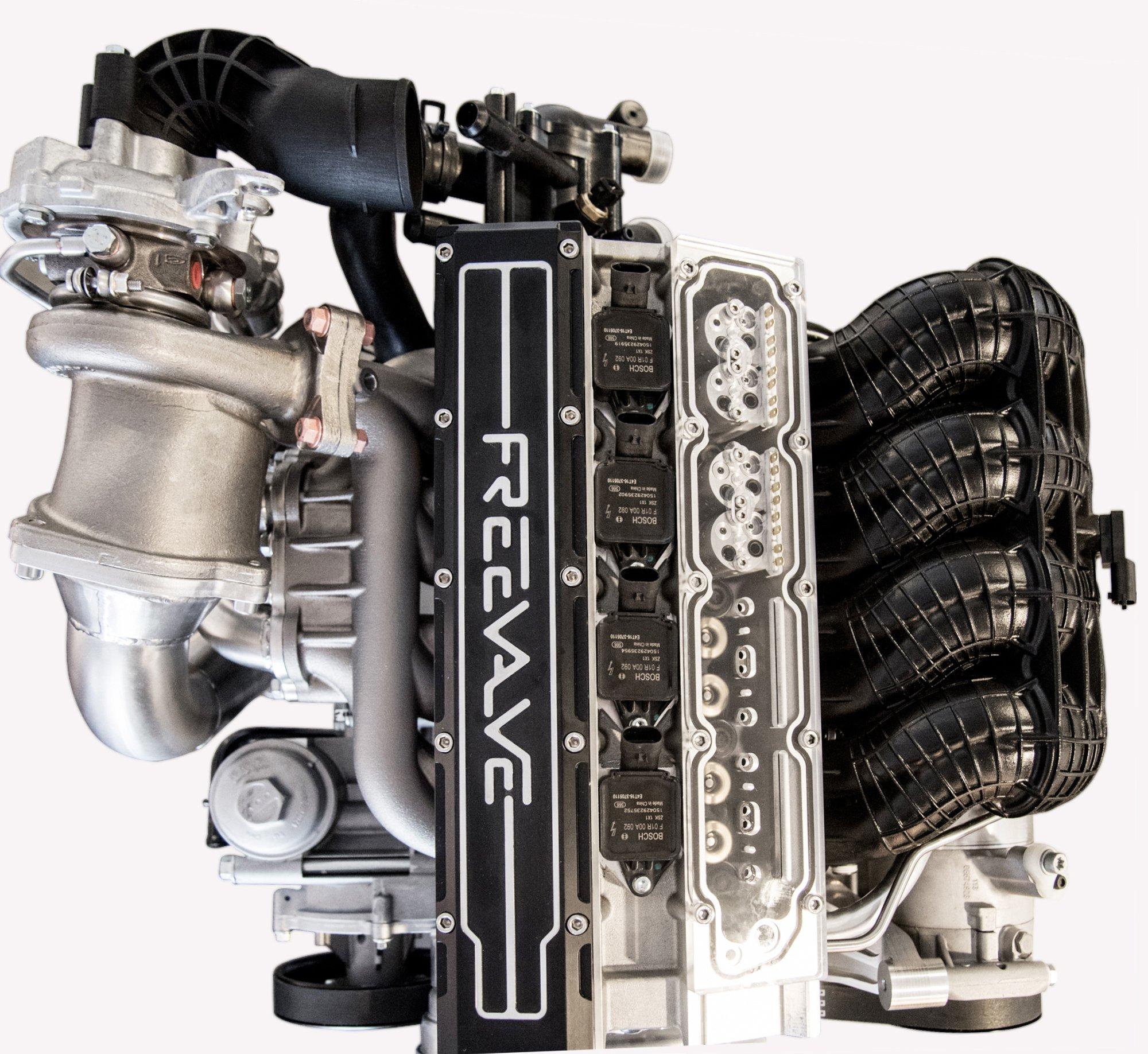 Koenigsegg S Freevalve Camless Engine Set For Debut