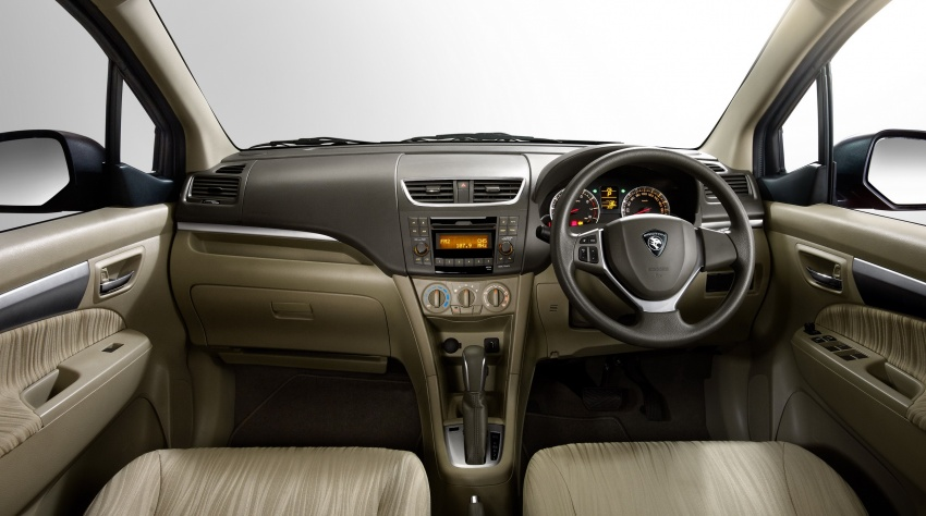 MPV Proton Ertiga dilancarkan – enam-tempat duduk, 1.4 liter VVT, harga bermula RM58,800 – RM64,800 Image #584158