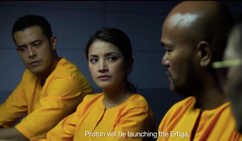 Proton Ertiga name confirmed for the rebadged Suzuki Image #581590
