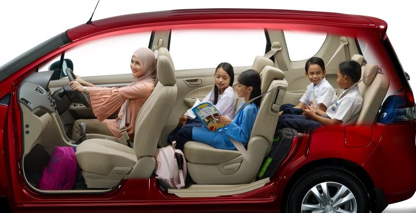 MPV Proton Ertiga dilancarkan – enam-tempat duduk, 1.4 liter VVT, harga bermula RM58,800 – RM64,800 Image #584129