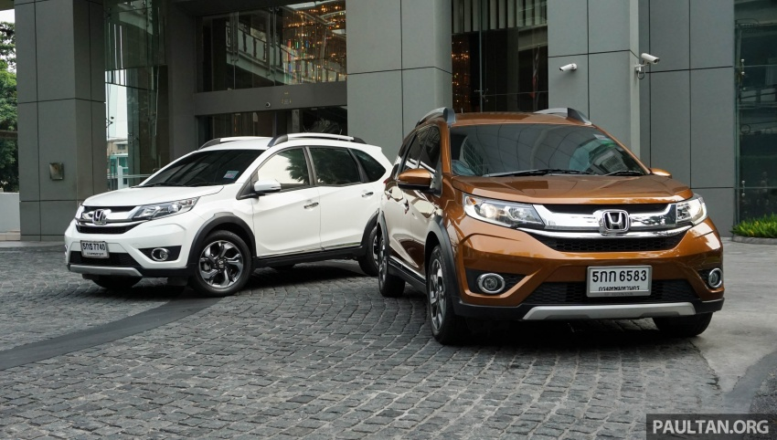 DRIVEN: Honda BR-V seven-seater SUV sampled in Thailand – coming to Malaysia soon; worth the wait? Image #583864