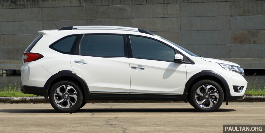 DRIVEN: Honda BR-V seven-seater SUV sampled in Thailand – coming to Malaysia soon; worth the wait? Image #583881